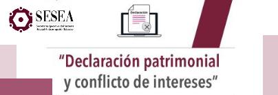 Webinar: Declaración patrimonial y conflicto de intereses
